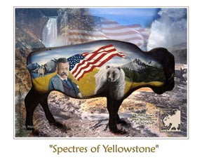 Spectres of Yellowstone